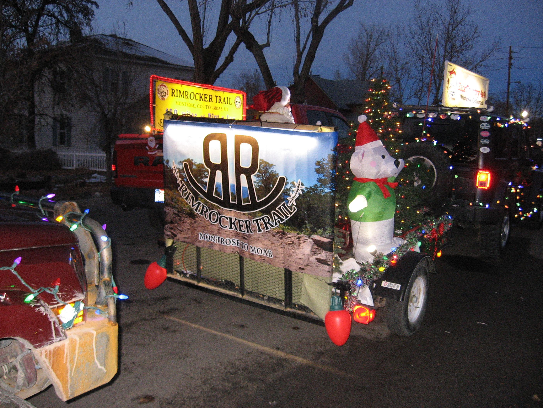 2018 Montrose Christmas Parade